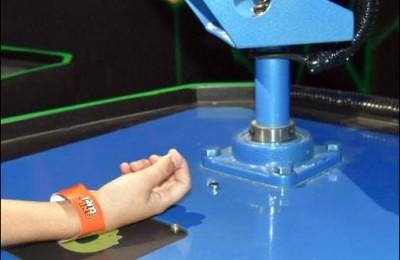 La tecnología RFID NFC activa al complejo de entretenimiento Israelí