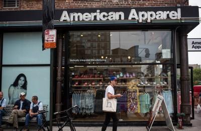 American Apparel, Postmates utiliza RFID de visibilidad para los envíos on-demand.