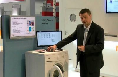 Aplicacion de RFID en lavarropas