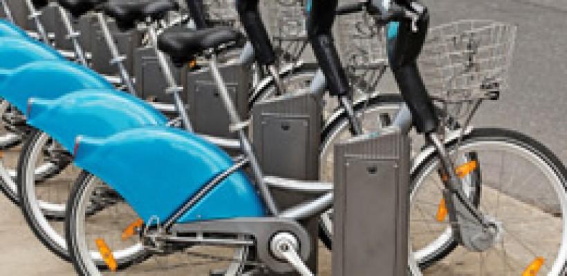RFID ayuda en el funcionamiento de sistemas de alquileres de bicicletas urbanas