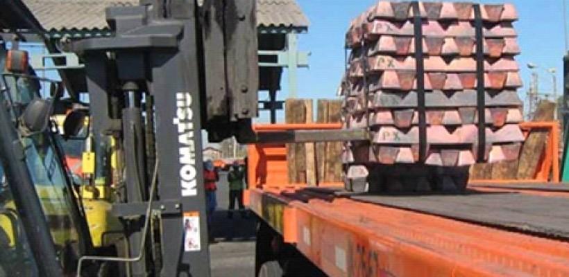 Chile realizó la segunda prueba de etiquetado de cobre con RFID