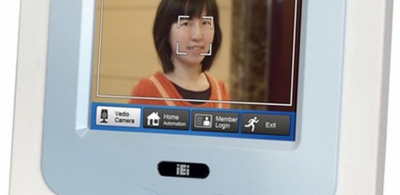EUROSISCON lanza el terminal inteligente ACT-457A con pantalla para seguridad y asistencia médica con vídeo