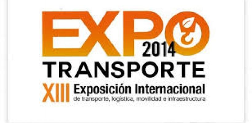 Expotransporte 2014 del 14 al 16 de Mayo en Medellin/Colombia