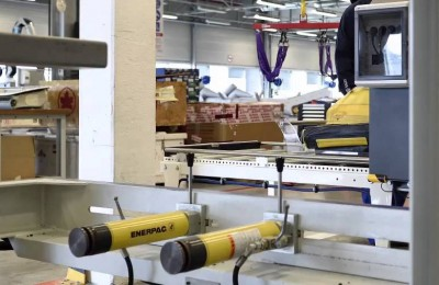 El departamento de mantenimiento de KLM disminuye el costo de embalaje de las piezas con tecnología RFID