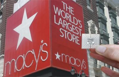 Macy's utilizará tecnología RFID en todos sus productos