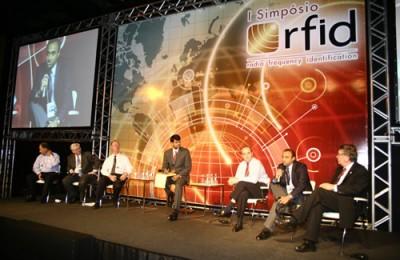 RFID en Brasil Simposio 2009