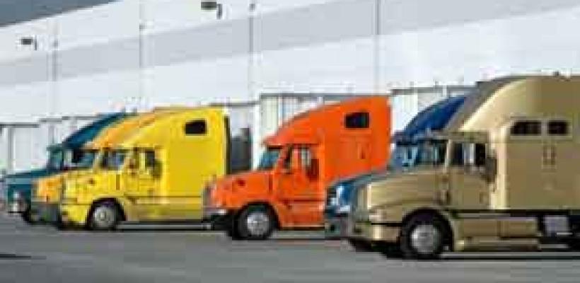 Administracion de Camiones en Playas y Centros de Distribucion