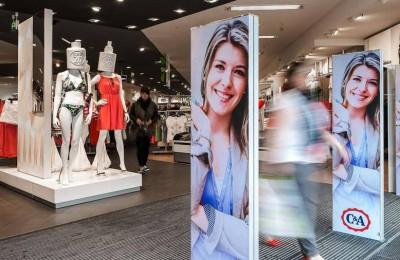 C&A implementa tecnología RFID en todas sus tiendas en Francia.