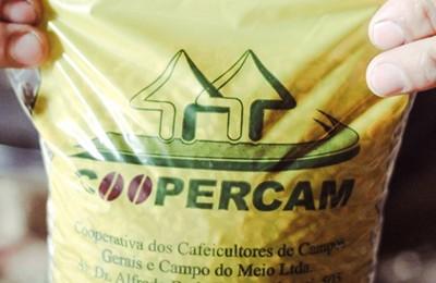 Cafeticultores brasileña utiliza tecnología RFID para controlar el inventario.