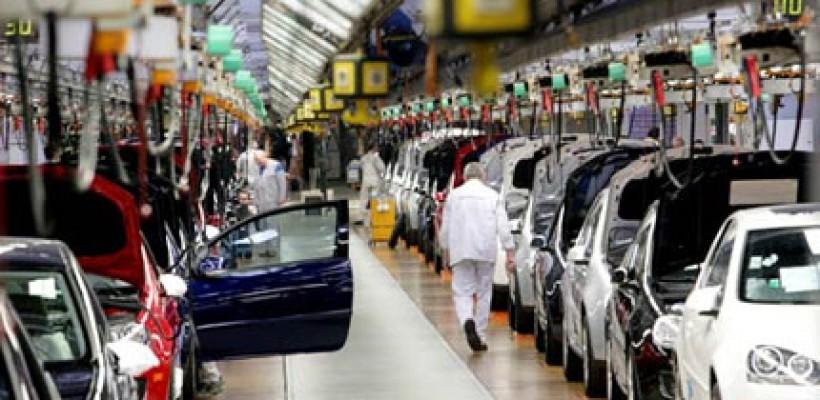 Más de 20.000 partes controladas diariamente por RFID en fábricas Volkswagen